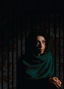 Lara Arabian (Mariam). Photo credit: Lauren Posloski
