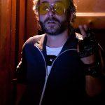 Constantine Karzis in THE CONTAINER. Photo credit: Lauren Posloski.